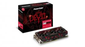 PowerColor RX 580 8GB DDR5 Red Devil
